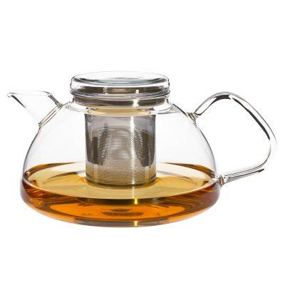 Ceainic Jena Nova 1.2 l filtru oțel inoxidabil