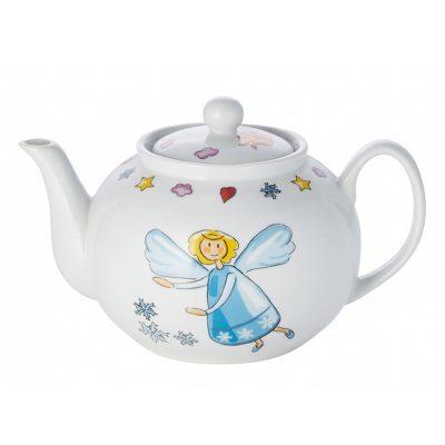 Teapot Guardian Angel DB&Tea