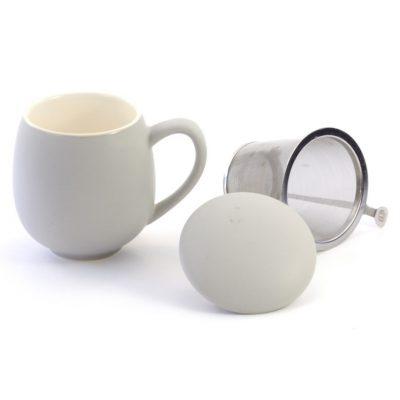 Cană ceai gri Saara DB&Tea