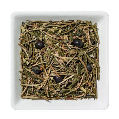 Ceai verde Leaves Dance