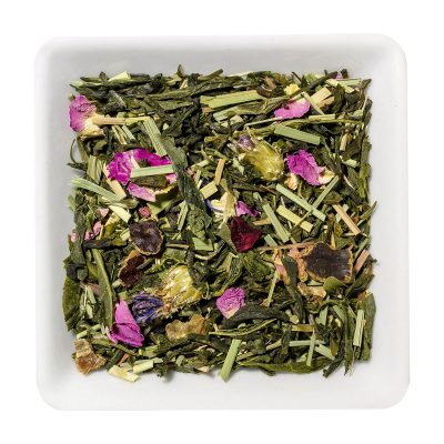 Ceai alb Miss Rose Organic Tea