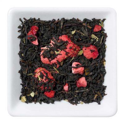 Ceai negru Strawberry Cream