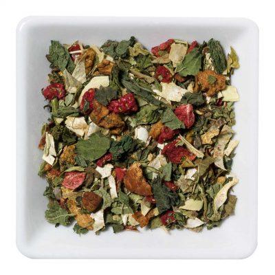 Ceai de plante Strawberry-Mint